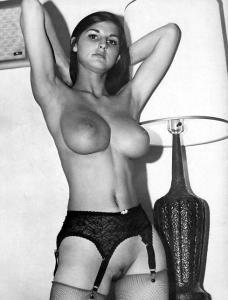 Vintage Model Lillian Parker 102
