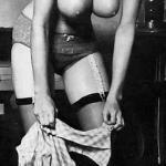 Vintage Model Lillian Parker 106