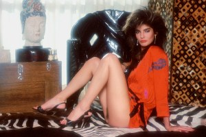 Penthouse Pet on the Month April 1985