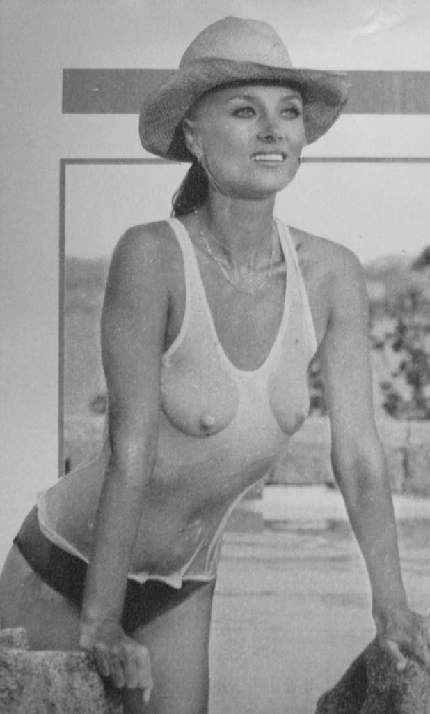 women tv stars nude