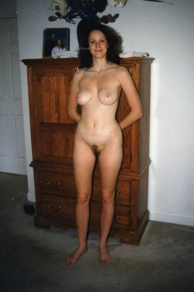retro amateur models nude