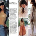 Page 1 of Evelyn Treacher's Penthouse Spread
