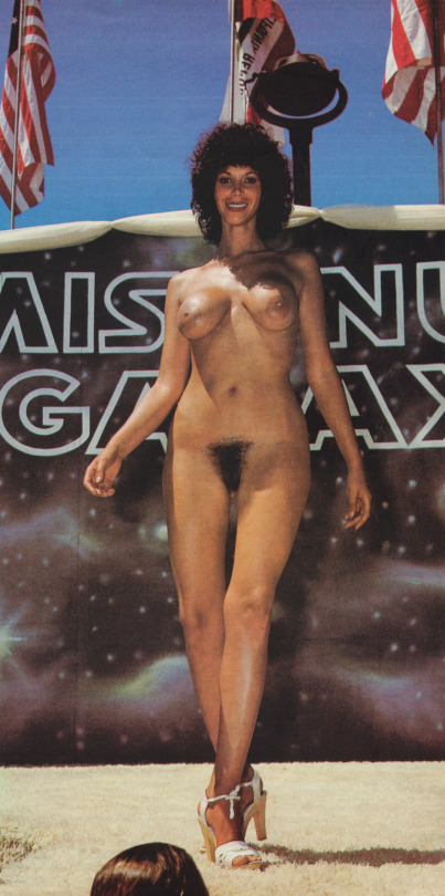 Miss Nude Galaxy 1976 - 08