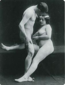 Vintage Couple Blow Job