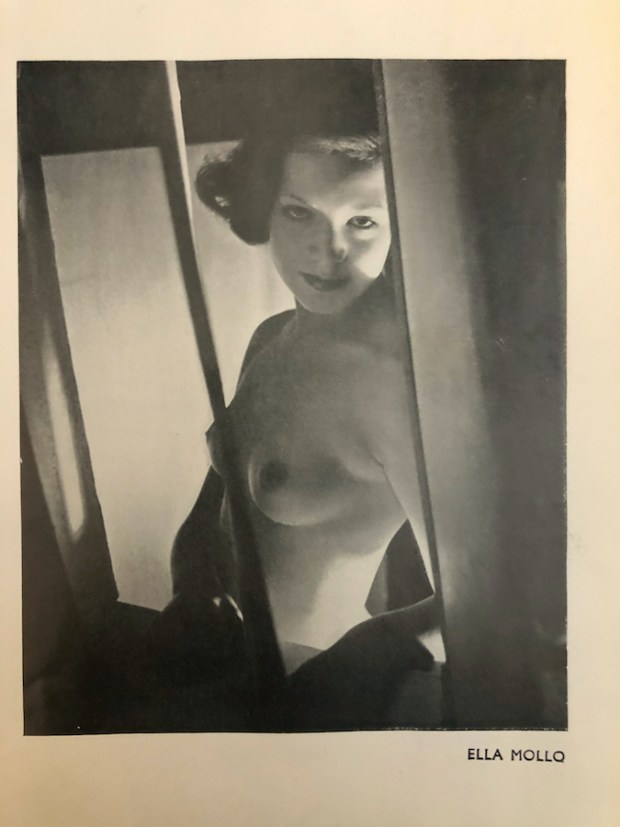 Nude Photo By Ella Mollo