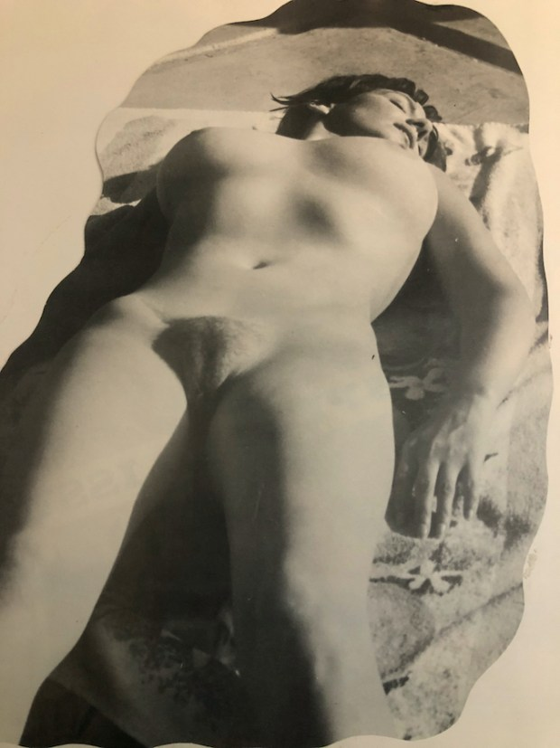 Found Vintage Nude Photos