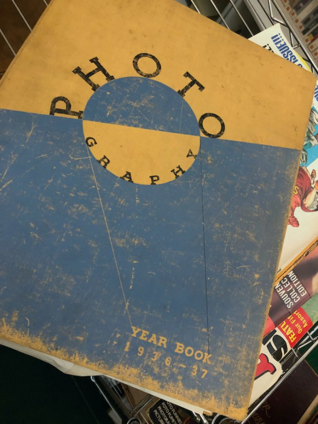 Photography Yearbook 1936-37