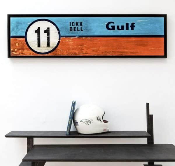 Gulf-Ickx-porsche-framed