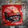 Michael Schumacher helmet Havlasek