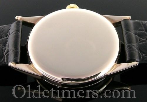 1940s 9ct gold vintage Longines watch (3524)