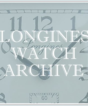 Longines Watch Archive