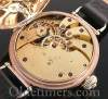 1920s 9ct gold vintage Longines 'Half-Hunter' watch