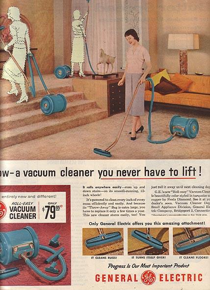 Vacuum Cleaner ads