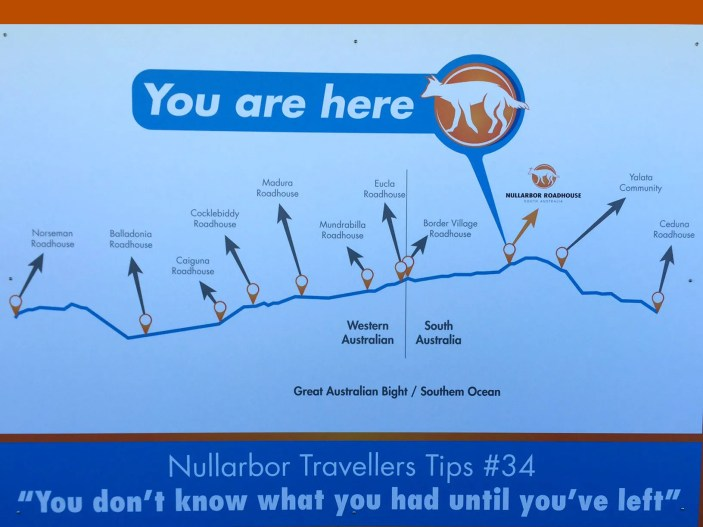 Nullabor Travellers Tips