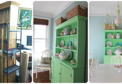 Painting Furniture Before And After