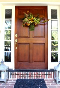 Fall Decorating Time - Vintage American Home