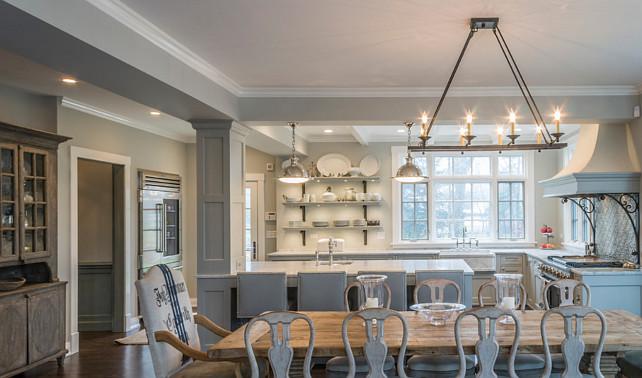 lantern lights over kitchen island aid professional 600 lighting your fixer upper- choosing light fixtures that ...