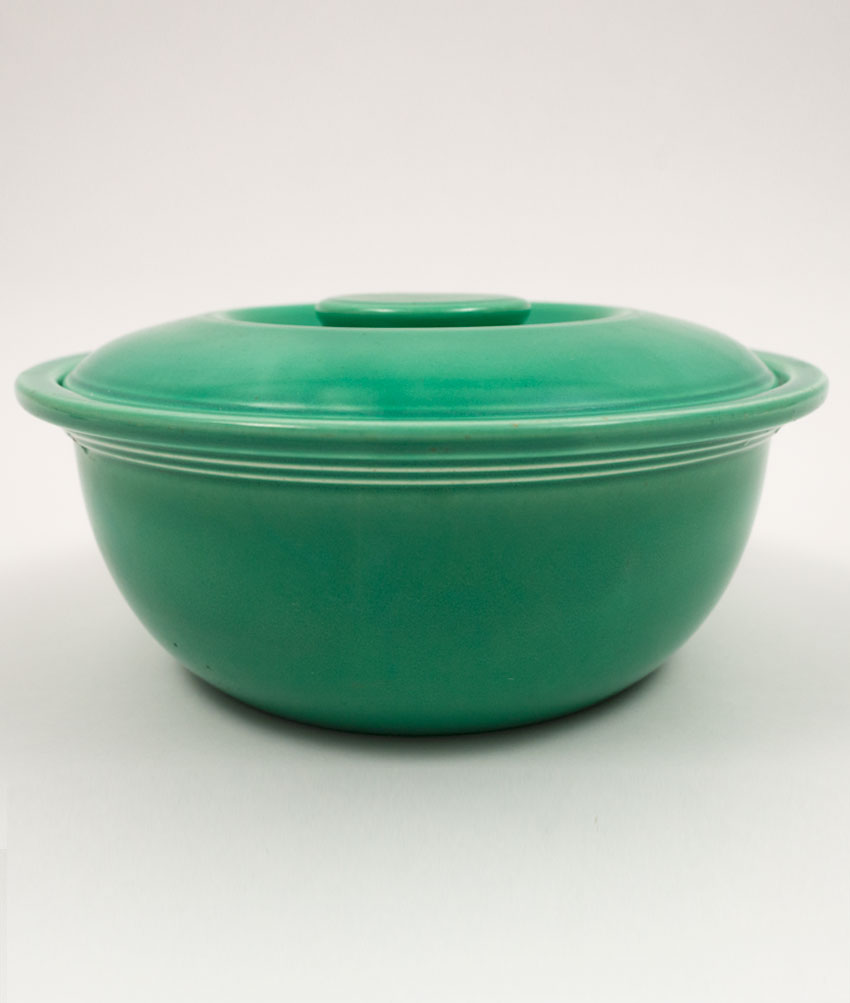 fiesta kitchen homemade cabinets vintage kraft covered casserole in original green large version