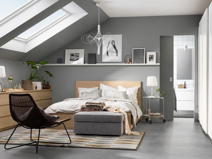 Ideas para organizar tu dormitorio y crear uno de