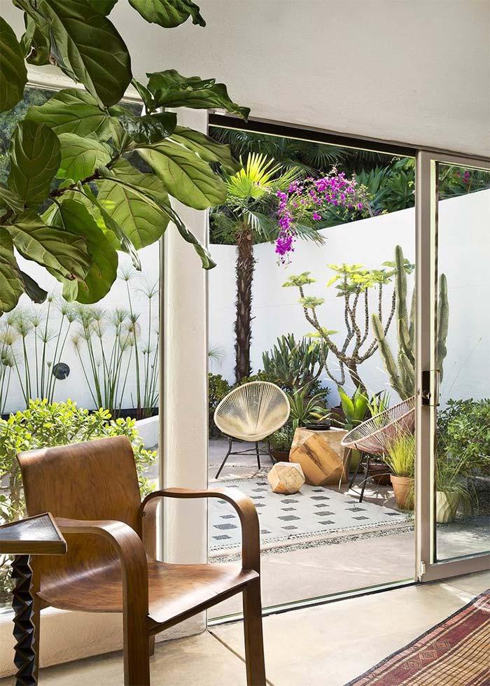 Una casa decorada en tonos naturales en Los ngeles  A house decorated in earth tones in LA  Vintage  Chic Pequeas historias de