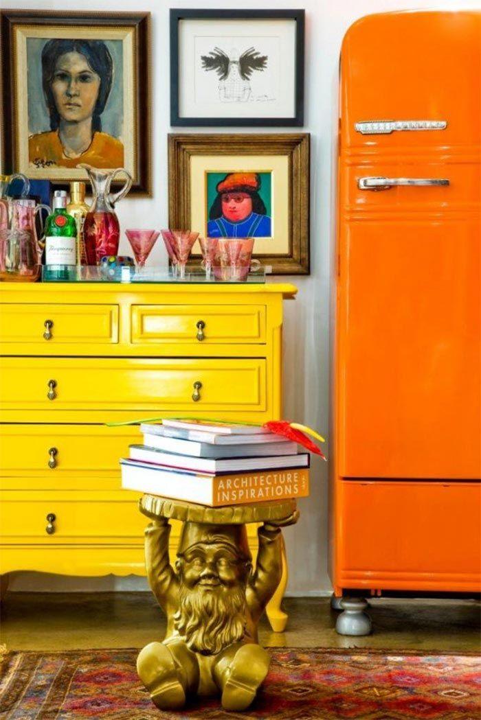 Una de muebles amarillos 10 ideas para alegrar tu casa