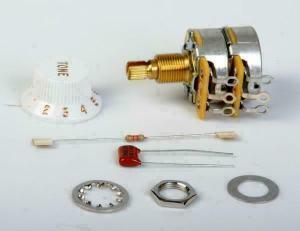 Fender Genuine Parts  TBX TONE CONTROL POTENTIOMETER KIT