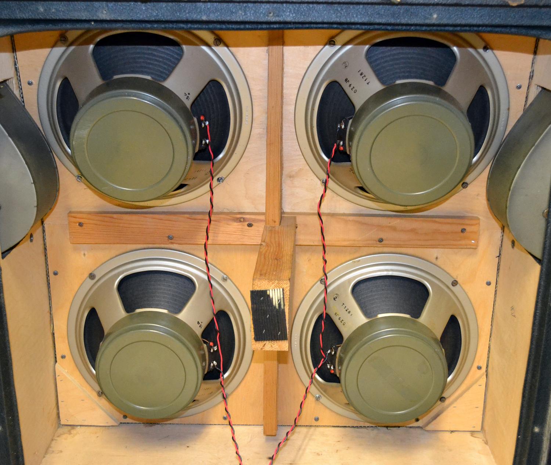4x12 Speaker Cabi Wiring Diagrams Series Parallel Speaker Wiring