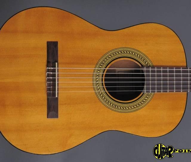 Gibson C 1 Nylon String Guitar 1965 Natural