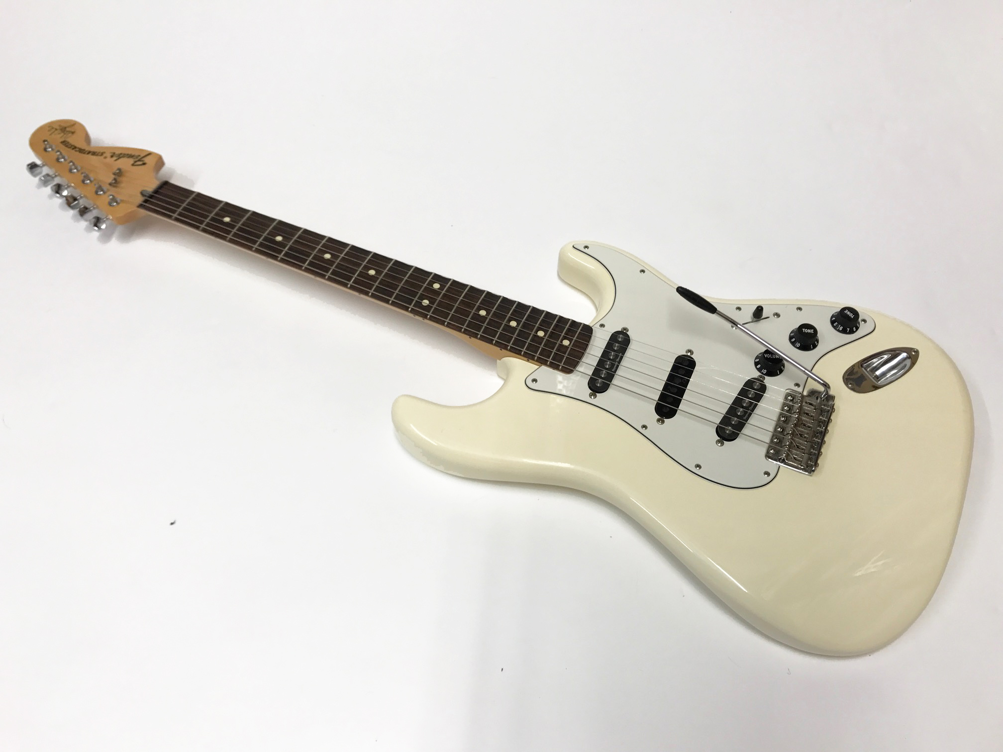 small resolution of fender stratocaster ritchie blackmore signature edition pre owned 2011 white