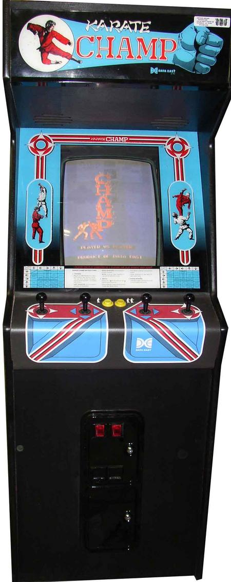 Karate Champ arcade game for sale Vintage Arcade