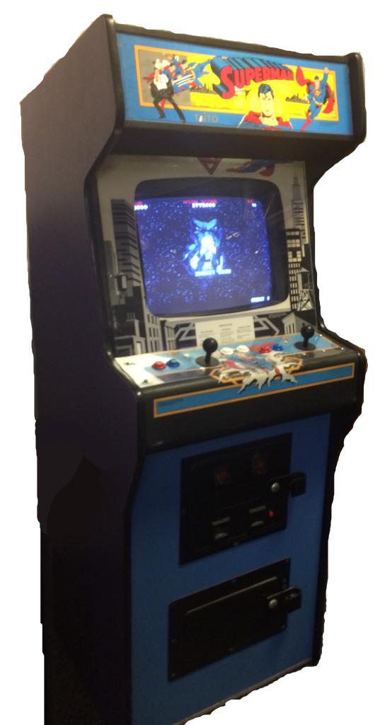 Superman  Vintage Arcade Superstore
