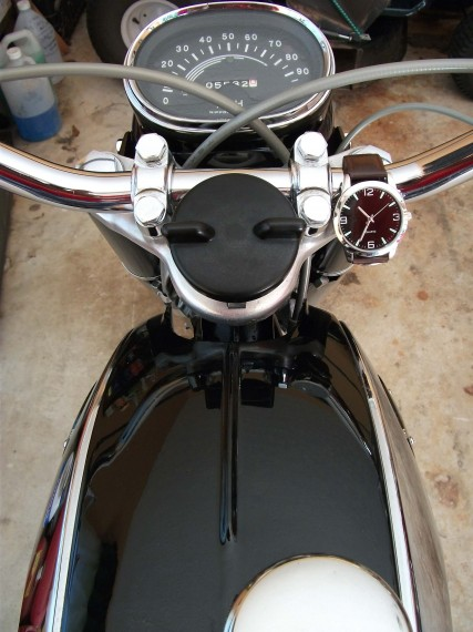 Honda Cb160 Classic Motorcycle Pictures