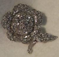 Wedding Hair Brooches