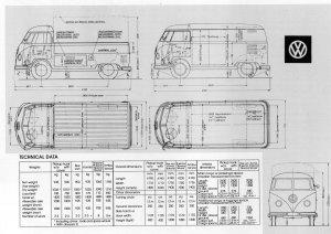 VW Bus Technical Info