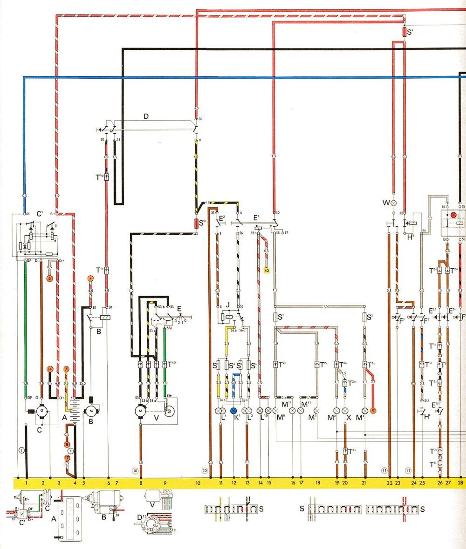 medium resolution of 1958 vw wiring diagram