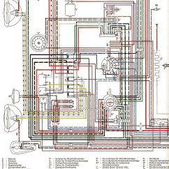 Vw Golf Mk1 Wiring Diagram Kubota L3130 Alternator 74 Beetle Library