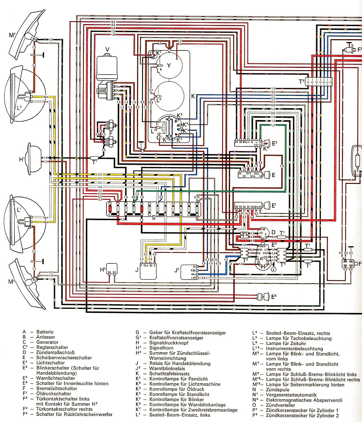 hight resolution of 69 vw wiring diagram wiring diagrams 69 vw bug alternator wiring 69 vw bug wiring