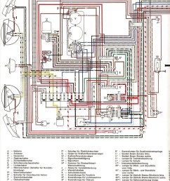 vintagebus com vw bus and other wiring diagrams 1971 usa from august 1970 [ 1267 x 1500 Pixel ]