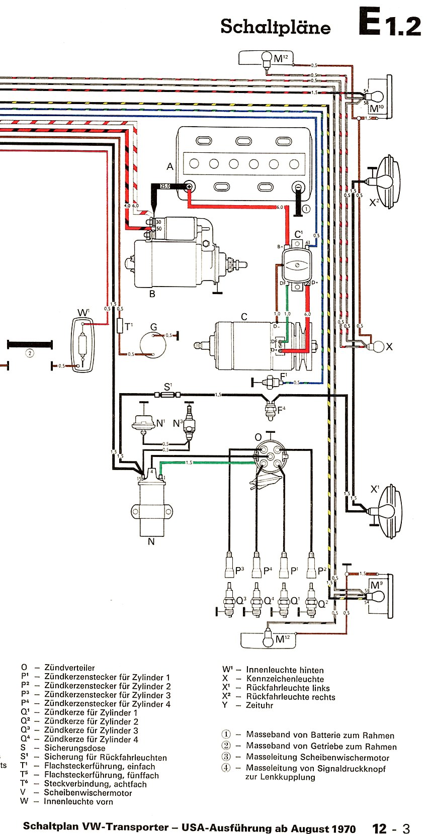 wiring diagram for vw transporter t5  wiring diagram