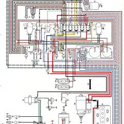 Sand Rail Wiring Diagram Honda Trail 70 Vw Bus Battery Free For You Vintagebus Com And Other Diagrams Dune Buggy