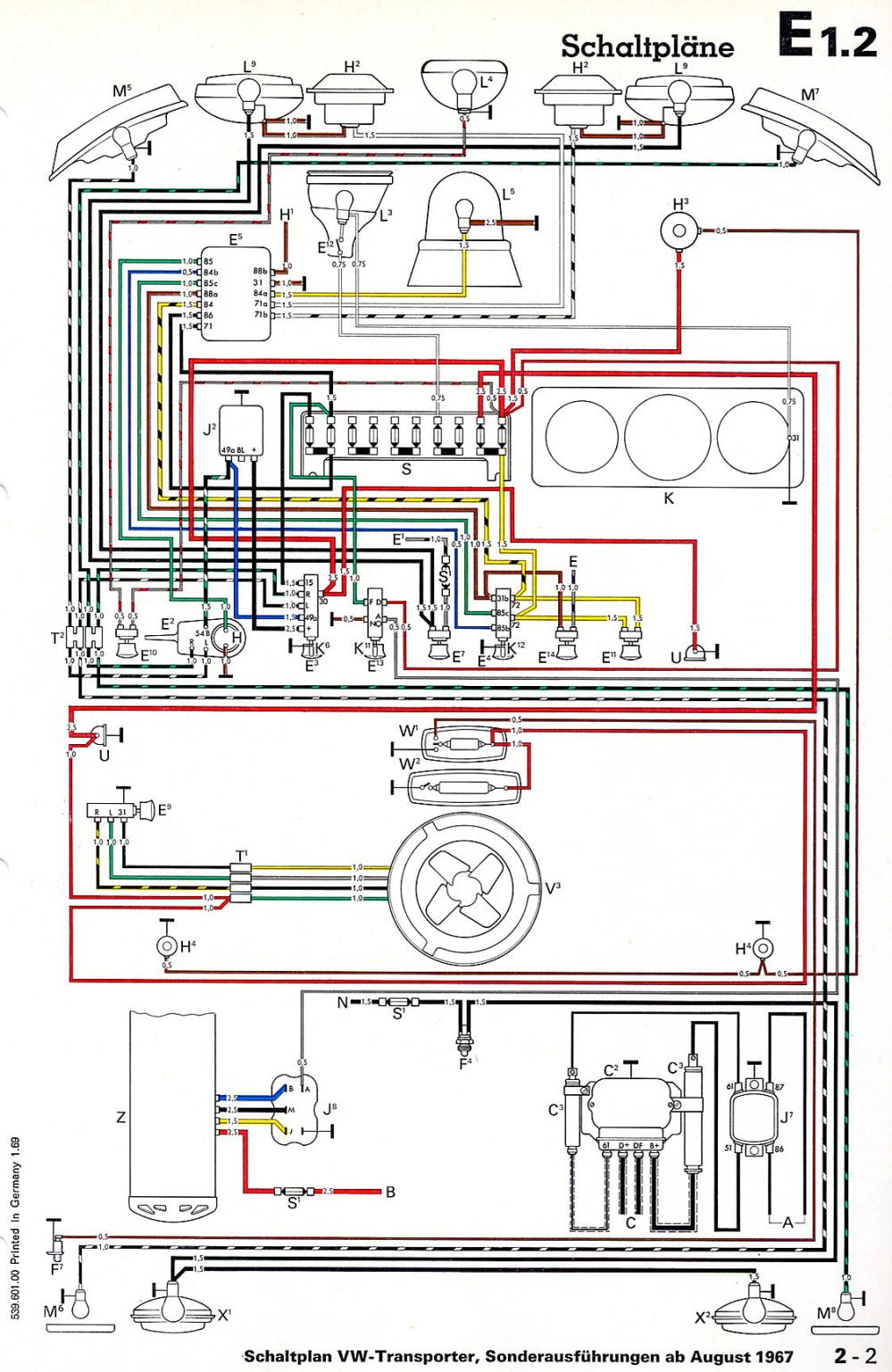 medium resolution of 71 beetle wiring diagram wiring diagram centre71 vw bus wiring diagram 13