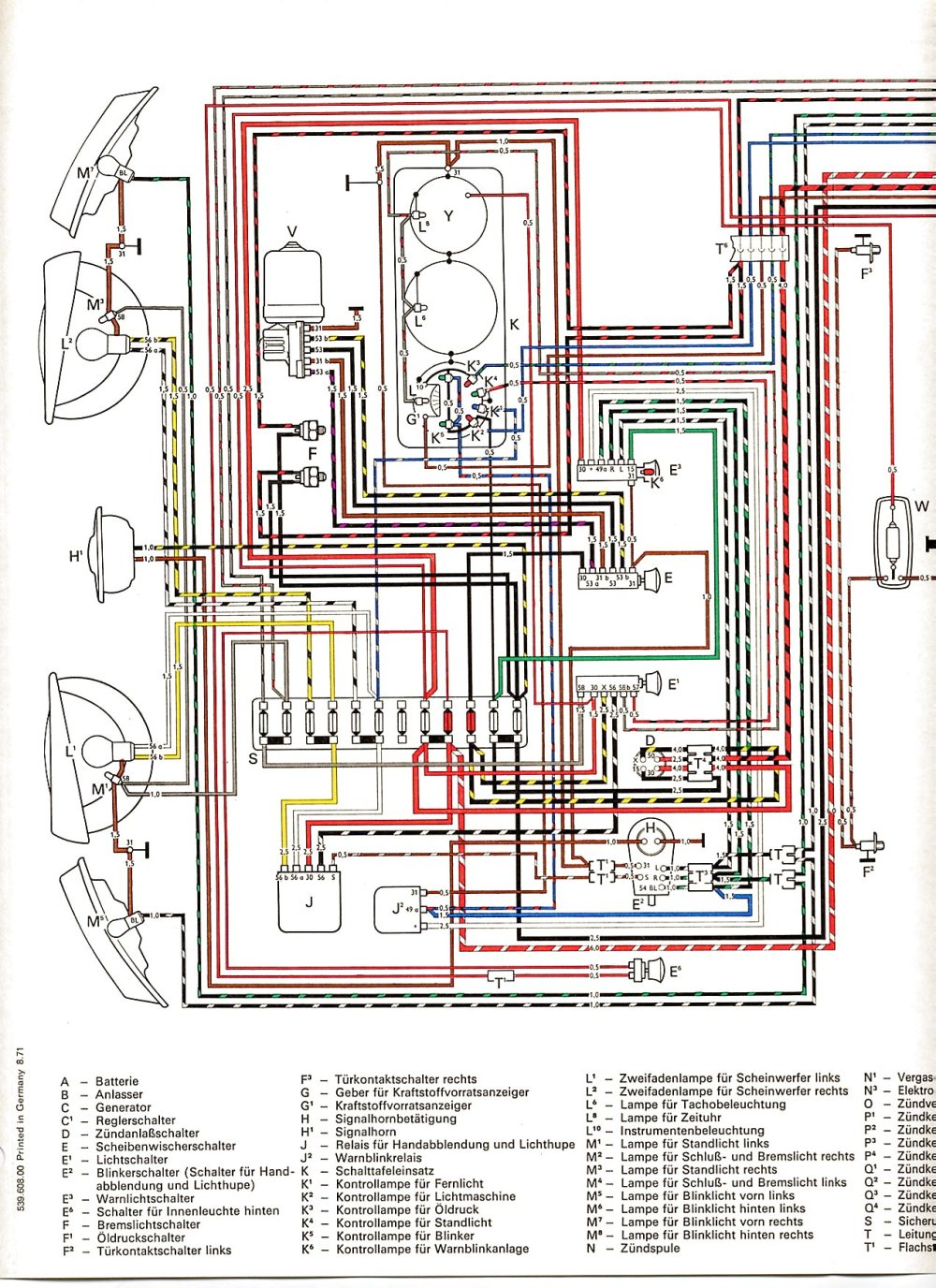 medium resolution of alston a007 wiring diagram