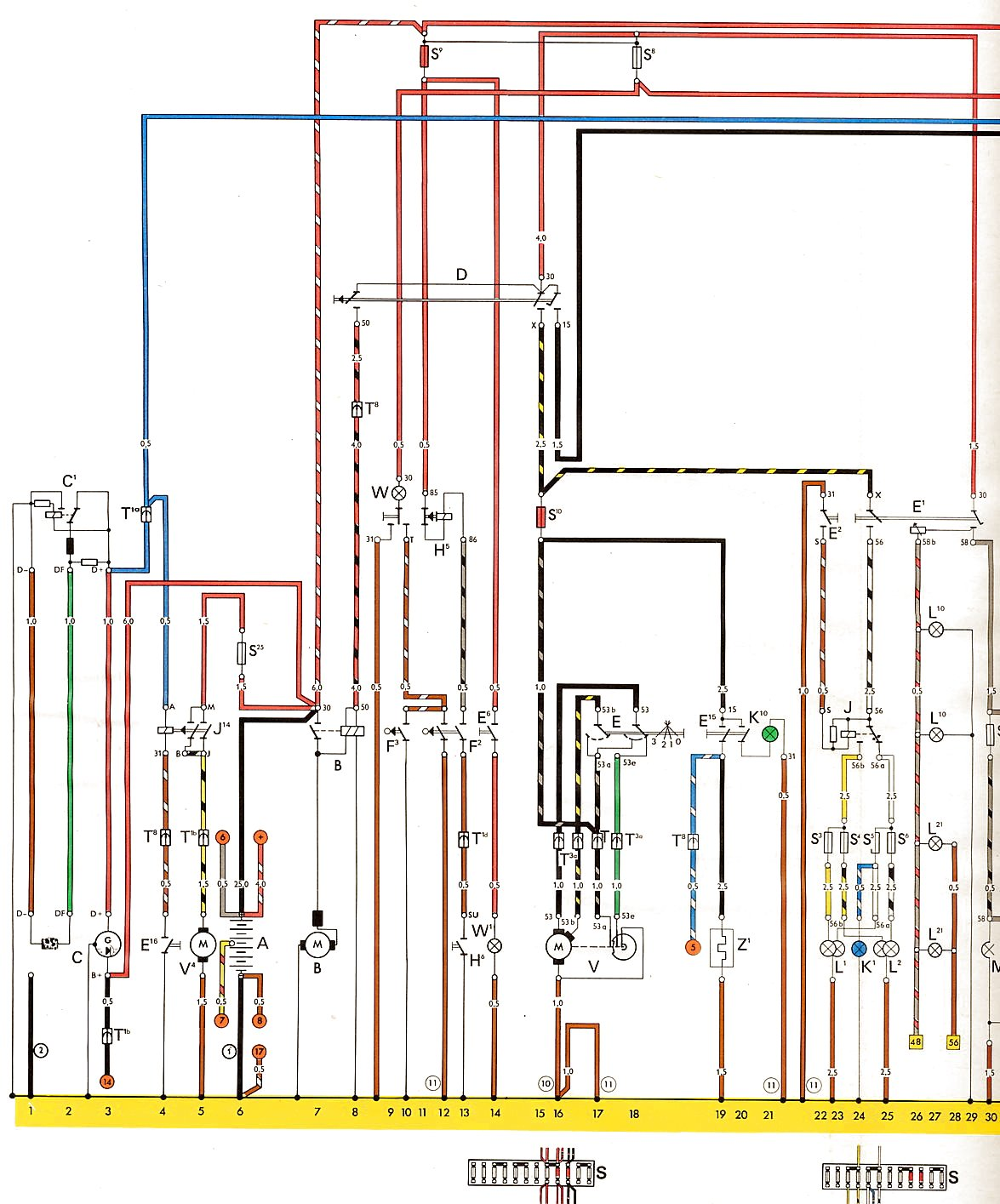 t1 crossover cable diagram trailer air bag suspension rj45 wiring rj12