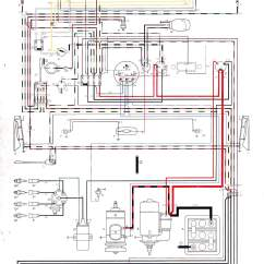 1972 Vw Bus Wiring Diagram 2003 Gmc 2500hd Radio Harness Data 1959 Beetle Battery