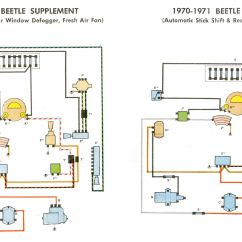 1968 Vw Beetle Autostick Wiring Diagram Polo 9n Bus Get Free Image About