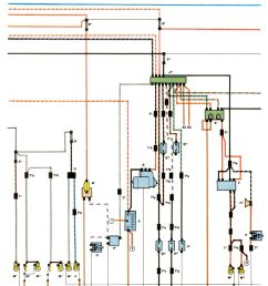 in those diagrams just doesn t seem to match up quite right then click on the 1303 1974usa green dots in http www vintagebus com wiring index html [ 1143 x 1656 Pixel ]