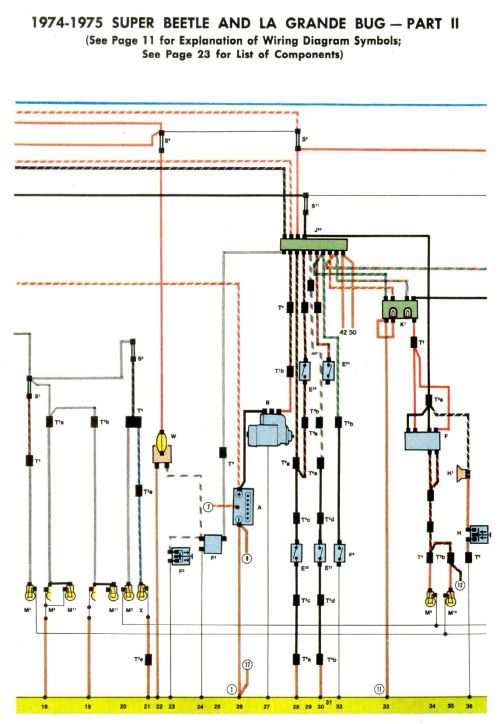 small resolution of  in those diagrams just doesn t seem to match up quite right then click on the 1303 1974usa green dots in http www vintagebus com wiring index html