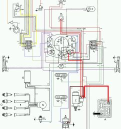 vintagebus com vw bus and other wiring diagrams basic vw wiring diagram [ 1284 x 1959 Pixel ]