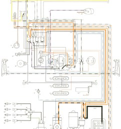 vintagebus com vw bus and other wiring diagramscom vw bus and other  [ 1293 x 1980 Pixel ]