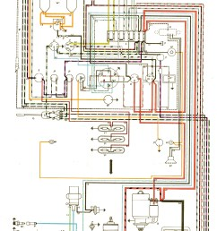 vintagebus com vw bus and other wiring diagrams 1978 vw bus wiring diagram [ 1256 x 2016 Pixel ]